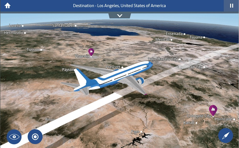 Betria Interactive - FlightPath3D Mapping Technology