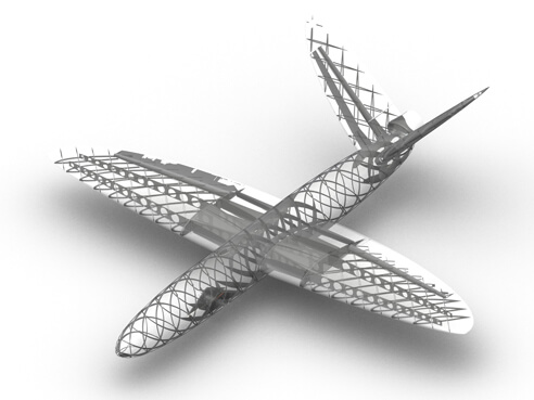 Frame of aircraft